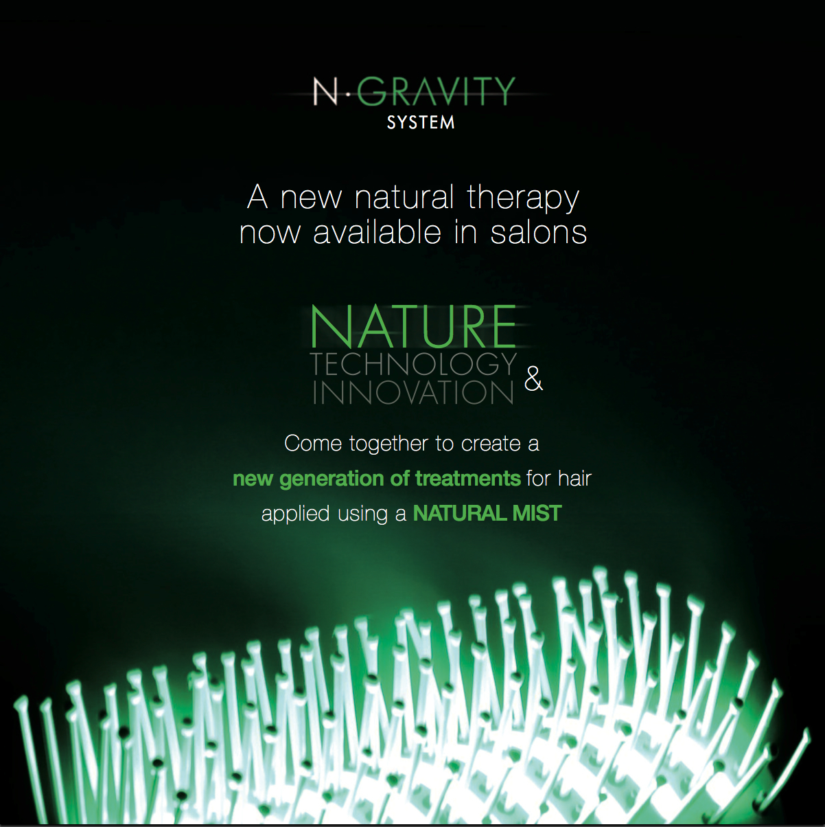 NGravity Brochure Front