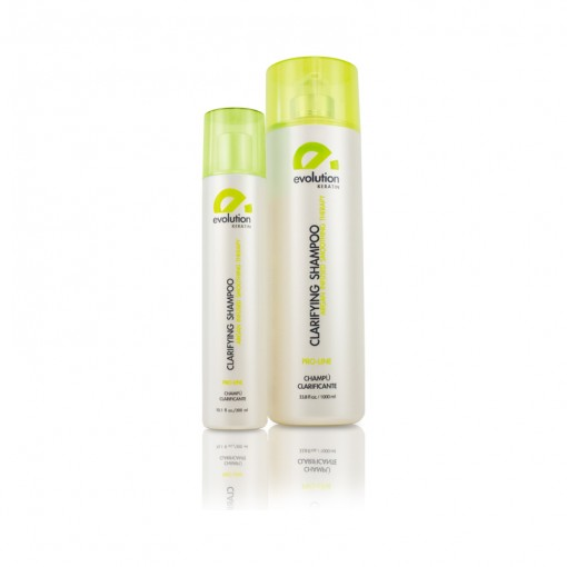 Evolution Keratin Clarifying Shampoo