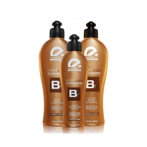 Hair Color Chemistry Bombshell Brown