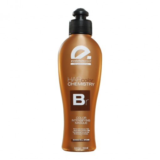 Hair Color Chemistry Bombshell Brown Masque