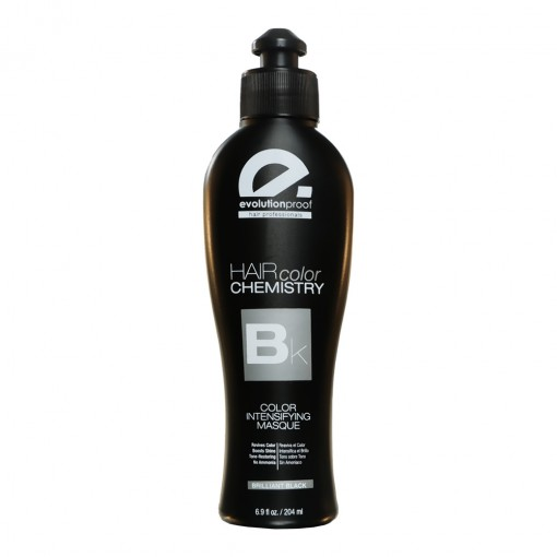 Hair Color Chemistry Brilliant Black Masque