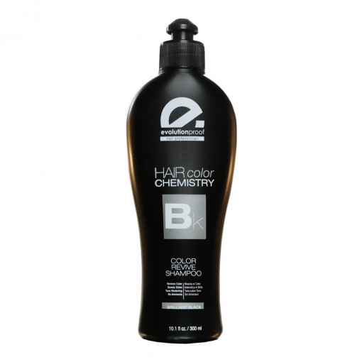 Hair Color Chemistry Brilliant Black Shampoo