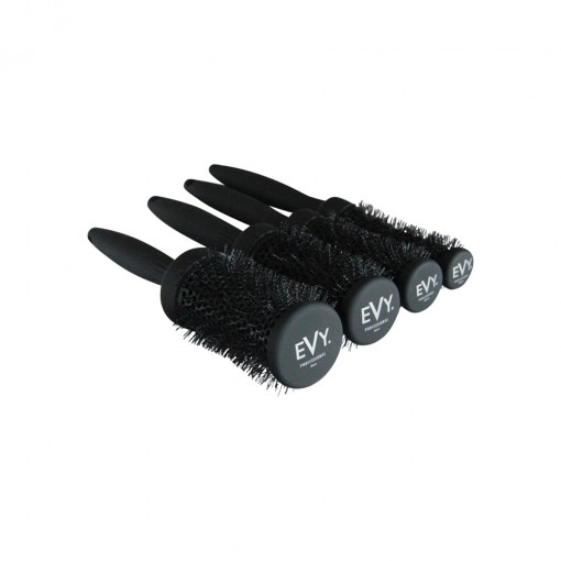 Quad Tec Round Brush EVY PROFESSIONAL