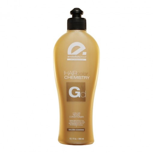 Hair Color Chemistry Golden Goddess Conditioner