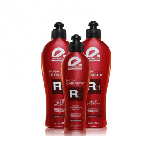 Hair Color Chemistry Ravishing Red