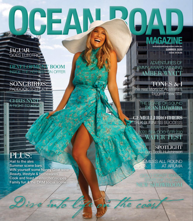 EVY Professional iQ Glide - Ocean Road Magazine January 2020